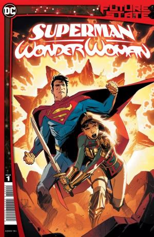 Future State: Superman/Wonder Woman 1 - 1 - cover #1
