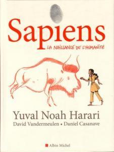 Sapiens (Harari) 1 simple