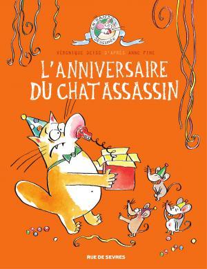 Le chat assassin 4 - L'anniversaire du chat assassin