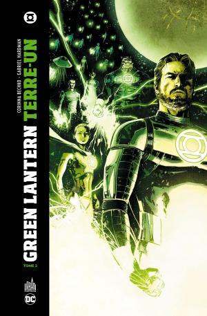 Green Lantern - Terre-un 2