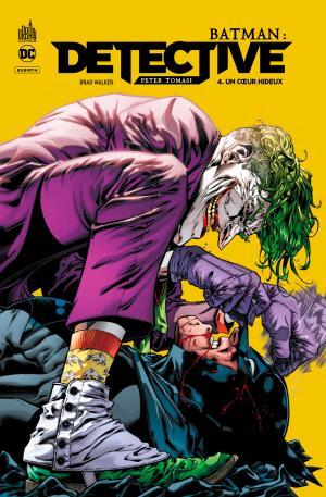 Batman - Detective Comics # 4 TPB Hardcover (cartonnée)
