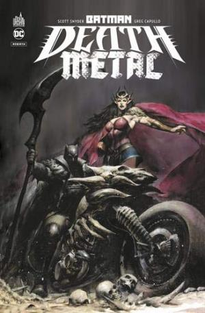 Batman - Death Metal