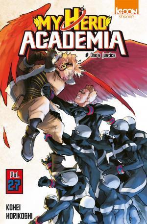 My Hero Academia 27 Manga
