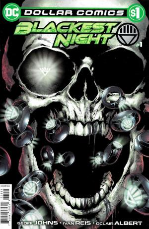 Dollar Comics: Blackest Night édition Issues