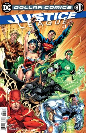 Dollar Comics: Justice League  édition Issues