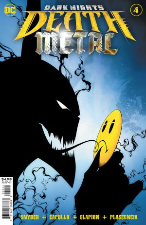 Dark Nights - Death Metal # 4 Issues V1 (2020 - ongoing)
