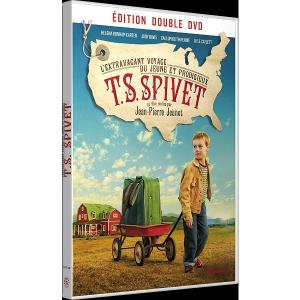 L'Extravagant voyage du jeune et prodigieux T.S. Spivet édition double