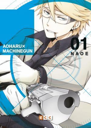 Aoharu x Machine Gun édition simple