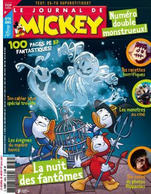 Le journal de Mickey 3566 - La nuit des fantômes