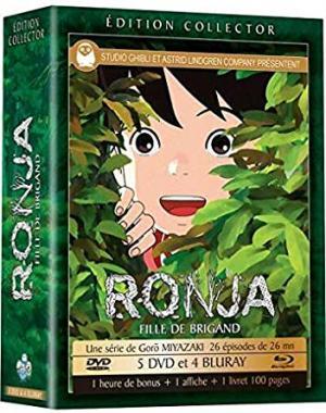 Ronja, fille de brigand  Collector