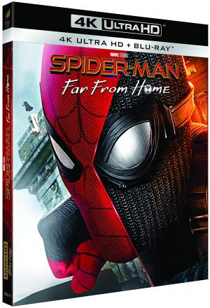 Spider-Man : Far from Home édition simple