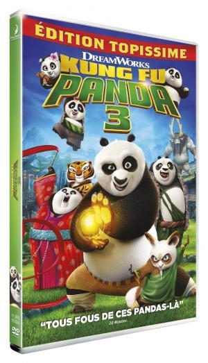 Kung Fu Panda 3 édition simple