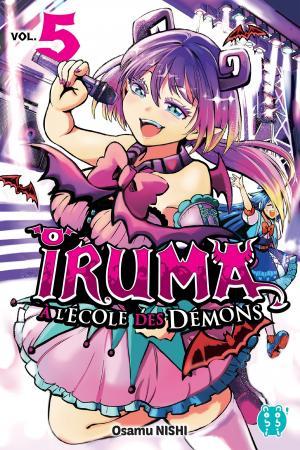 Iruma à l'école des démons 5