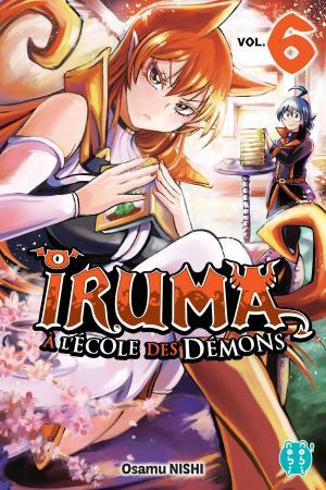 Iruma à l'école des démons 6 simple
