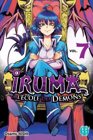Iruma à l'école des démons 7 simple