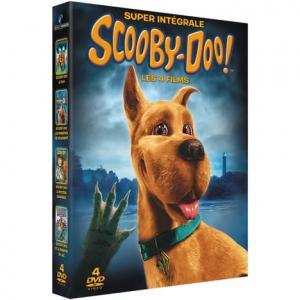 Super intégrale Scooby-Doo - Les 4 films édition simple