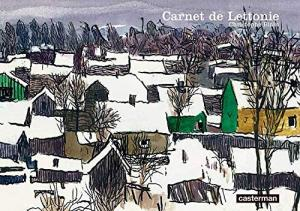 Carnets de Lettonie édition simple