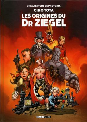 Les Origines du Dr Ziegel édition TPB Hardcover (cartonnée)