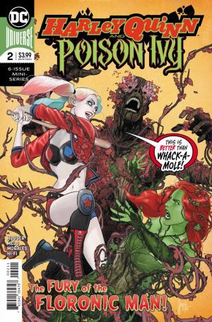 Harley Quinn & Poison Ivy # 2 Issues V1 (2019 - 2020)