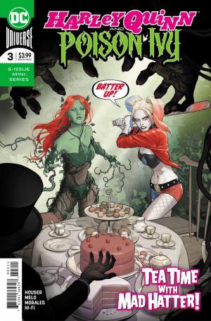 Harley Quinn & Poison Ivy # 3 Issues V1 (2019 - 2020)
