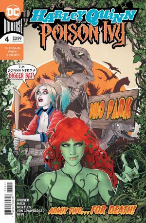 Harley Quinn & Poison Ivy # 4 Issues V1 (2019 - 2020)