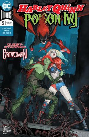Harley Quinn & Poison Ivy # 5 Issues V1 (2019 - 2020)