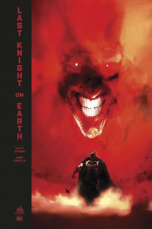 Batman - Last Knight on Earth  TPB Hardcover (cartonnée) - Urban Limited