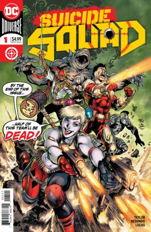 Suicide Squad édition Issues V6 (2020 - Ongoing)