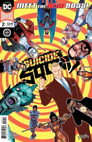 Suicide Squad # 2 Issues V6 (2020 - Ongoing)