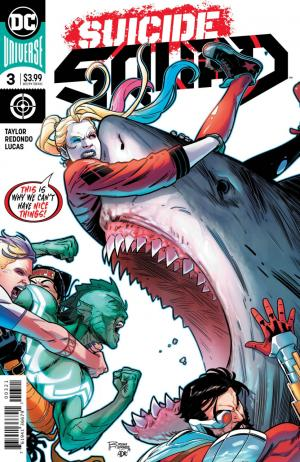 Suicide Squad # 3 Issues V6 (2020 - Ongoing)