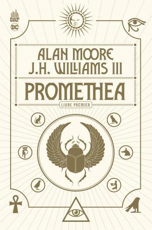 Promethea 1 TPB hardcover (cartonnée)