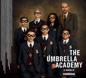 Umbrella Academy - Le Making Of  TPB Hardcover (cartonnée)