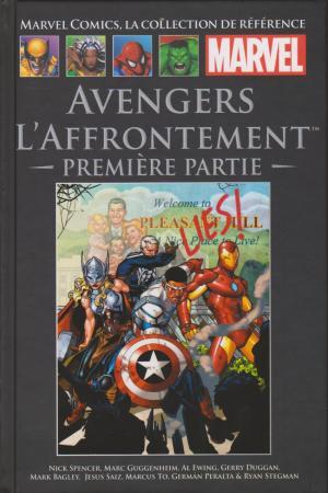 Avengers Standoff - Assault On Pleasant Hill Alpha # 129 TPB hardcover (cartonnée)