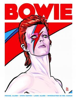 Bowie édition TPB Hardcover (cartonnée)