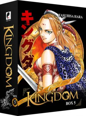 Kingdom # 5 Coffret