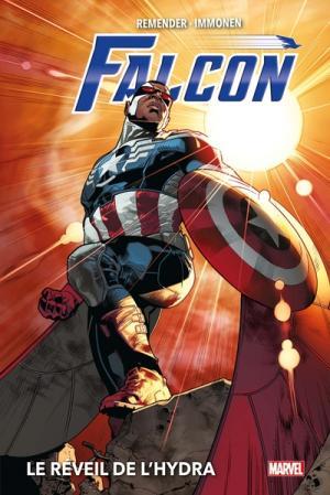 Falcon - Le réveil de l'hydra édition TPB hardcover (cartonnée)