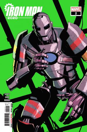 Iron Man 2020 # 2 Issues