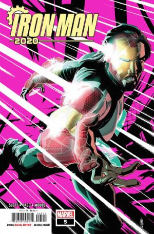 Iron Man 2020 # 5 Issues