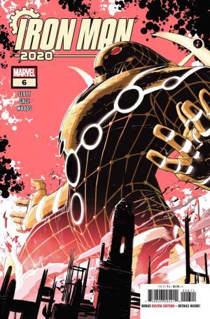 Iron Man 2020 # 6 Issues