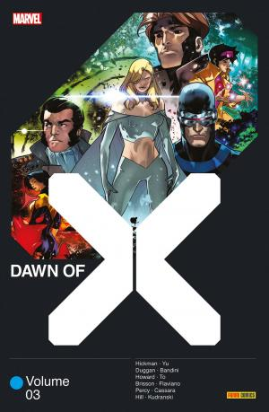 Dawn Of X T.3