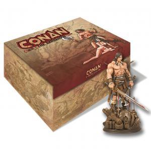 Tout l'art de Conan  Coffret