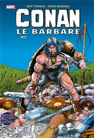 Conan Le Barbare 1973 TPB Hardcover - Intégrale