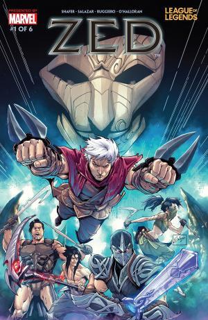 League of Legends - Zed édition Issues