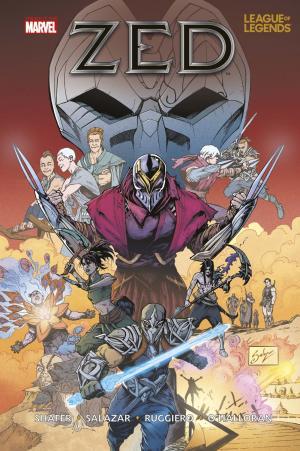League of Legends - Zed  TPB Hardcover (cartonnée)