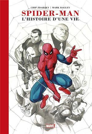 Spider-man - L'histoire d'une vie édition TPB Hardcover (cartonnée) - Artist Edition