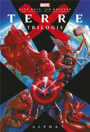 Earth X 1 TPB hardcover (cartonnée) - Marvel Omnibus