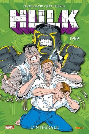 Hulk 1989 TPB Hardcover - L'Intégrale