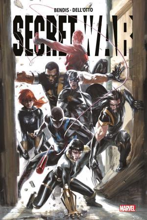 Secret War  TPB Hardcover - Marvel Deluxe