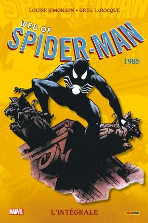 Web of Spider-Man 1985 TPB Hardcover - L'Intégrale