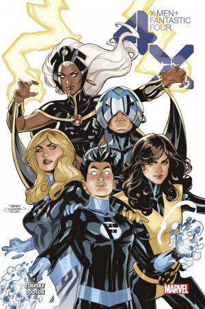 X-Men / Fantastic Four - 4X  TPB Hardcover (cartonnée)